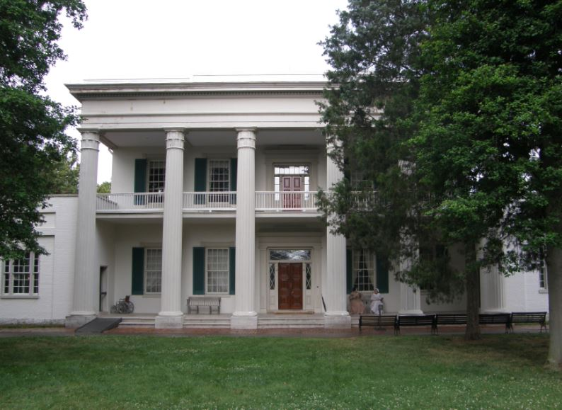 The Hermitage, Haunted Home of Andreew Jackson