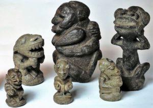Nomoli Figurines