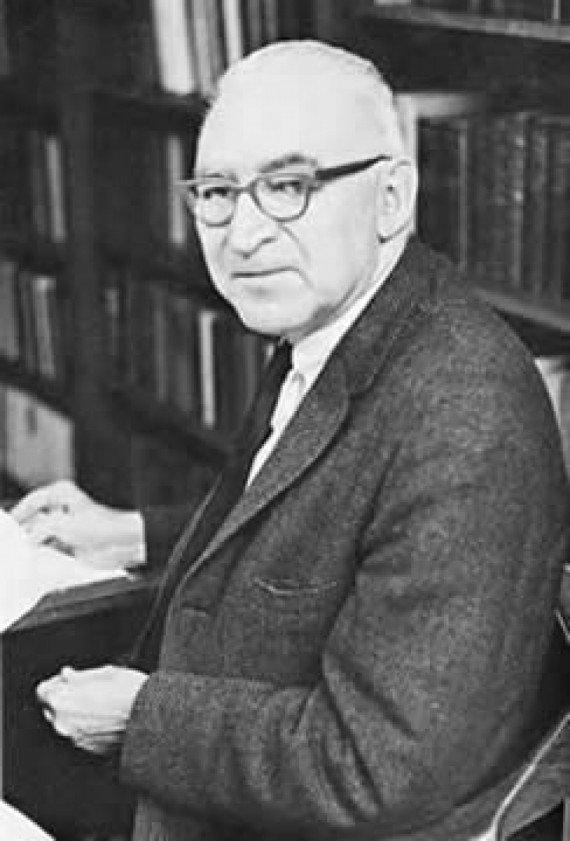 Prof. Harold D. Lasswell