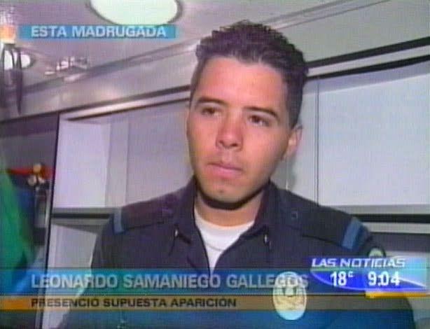 Leonardo Samaniego