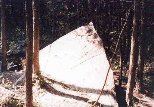 Pyramid of Mount Kasagi