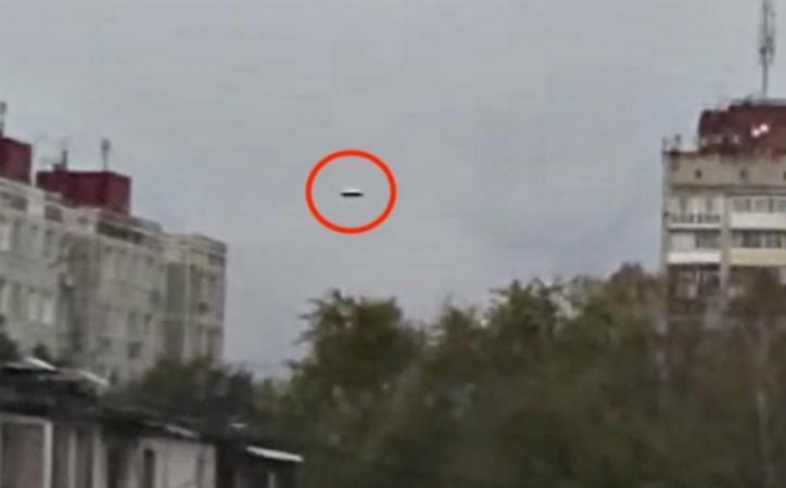 UFO sightings in Russia
