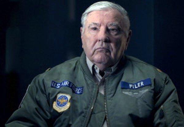 Former U.S. Air Force Major George Filer III